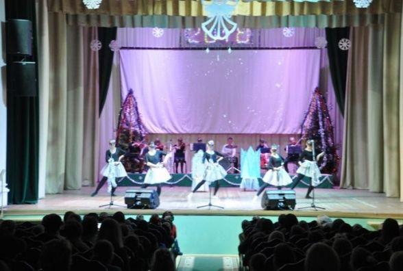 До Дня святого Миколая діти Житомирщини переглянули театральну виставу