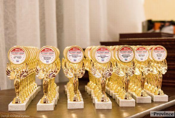 «Народний бренд-2017»: у Житомирі нагородили кращих з кращих