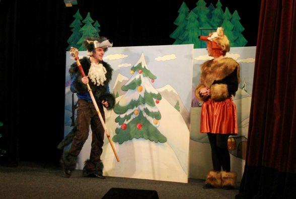 Житомирський академічний театр ляльок запрошує на Маскарад у Новорічному лісі