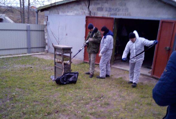 У Житомирському районі виявили радіоактивний предмет