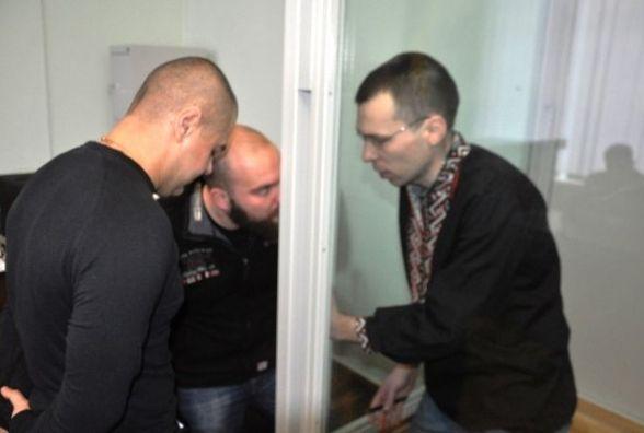Новогоднее «поздравление» арестанта  Муравицкого  Президенту  Порошенко. ВИДЕО