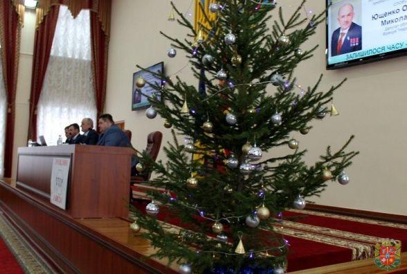 Житомирська обласна рада схвалила бюджет на 2018 рік