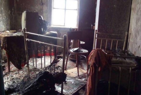 В пожежі, через замикання в електро мережі, загинула жінка
