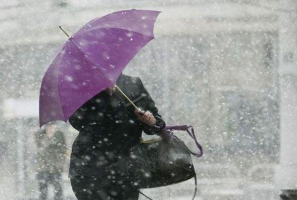 У найближчий час на житомирян чекає погіршення погодних умов