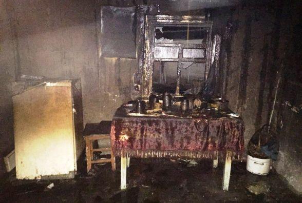 Пожежники врятували від знищення вогнем приватний будинок