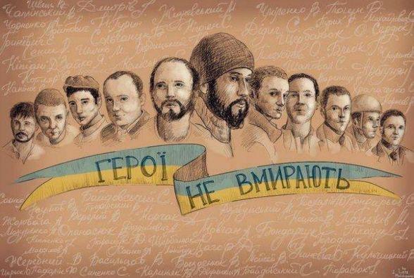 До Дня Героїв Небесної Сотні у Житомирі презентують книги
