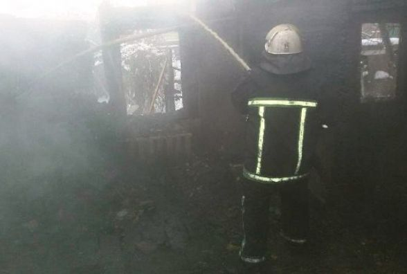 У Баранівці в пожежі загинуло двоє людей