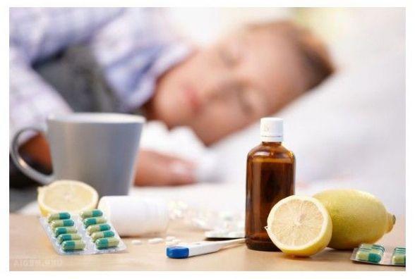 Кількість хворих на грип в області за останній тиждень зросла майже на 40%