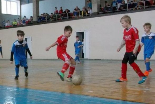 Житомир приймає етап чемпіонату України з футзалу серед дітей U-11