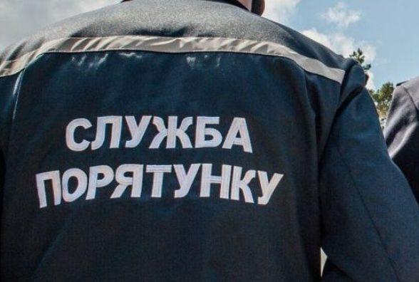 Підрозділи ДСНС України врятували 113 осіб впродовж минулого тижня