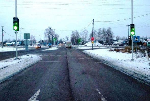 На трасі М-07 Київ – Ковель у м. Коростені встановили 26 світлофорів