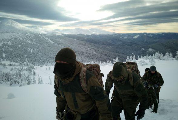 Армійські розвідники готуються до війни в горах