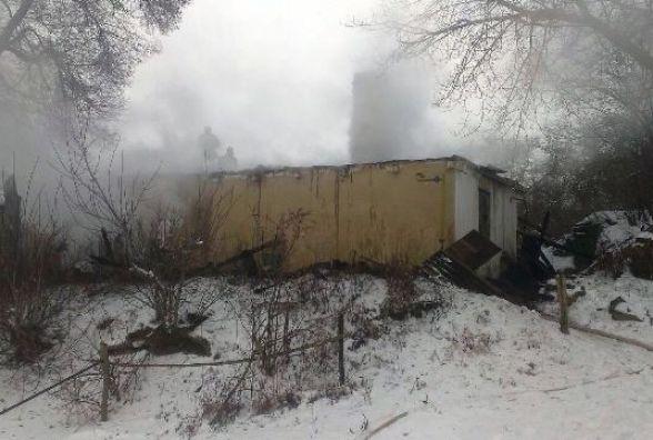 Вогнеборці врятували будинок багатодітної сім'ї