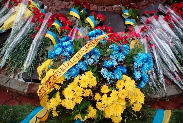 Річниця виведення військ з Афганістану: Житомир вшанував пам'ять загиблих воїнів-інтернаціоналістів