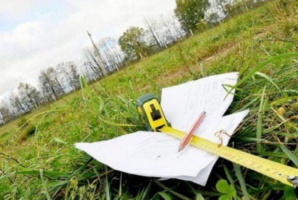 На Житомирщині учасники АТО отримали понад 4 тисячі гектарів земель