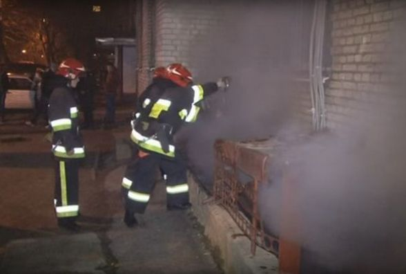 Рятувальники попереджають про збільшення кількості пожеж у підвалах багатоповерхівок