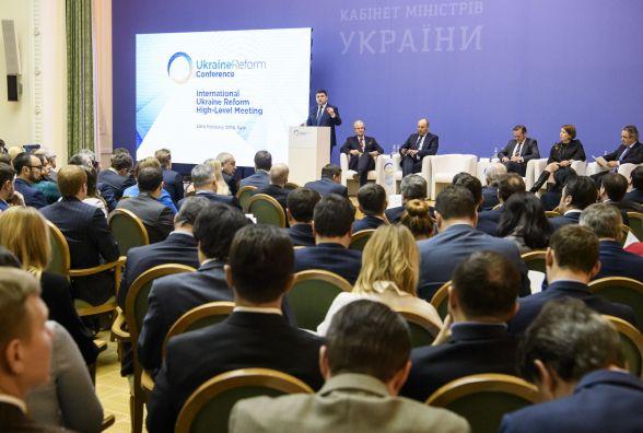 Володимир Гройсман впевнений, що запроваджені в Україні зміни дозволять отримати нову якість життя