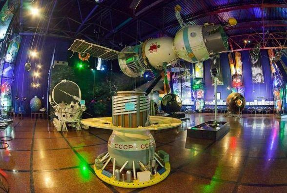 Музей космонавтики запрошує дітей взяти участь у конкурсі на тему «Космічна наука та техніка»