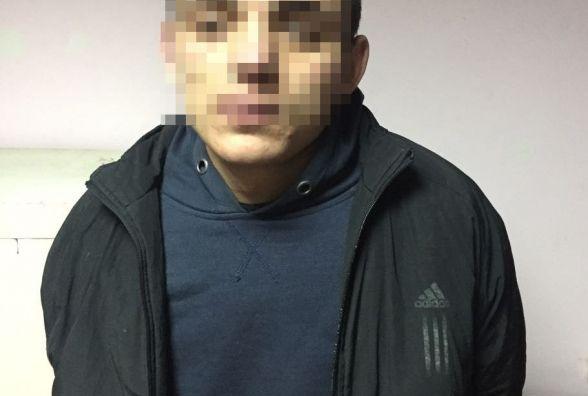 Житомир: злодія затримали під час невдалої спроби вкрасти скутер