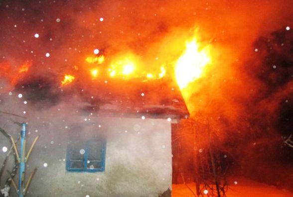 Житомирська область: упродовж доби вогнеборці ліквідували 5 пожеж у господарчих будівлях