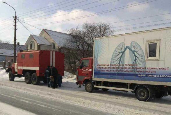 Упродовж доби рятувальники тричі надавали допомогу водіям автомобілів на дорогах Житомирщини