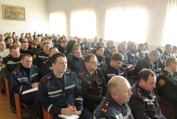 Житомир: фахівці ДСНС України провели семінар-тренінг з питань роз'яснення законодавства у сфері запобігання корупції