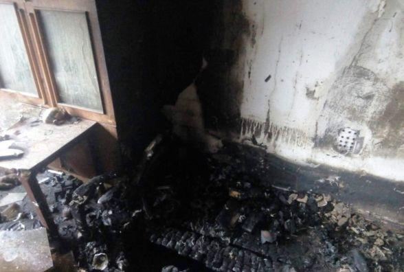 В Олевську під час пожежі в квартирі загинув чоловік