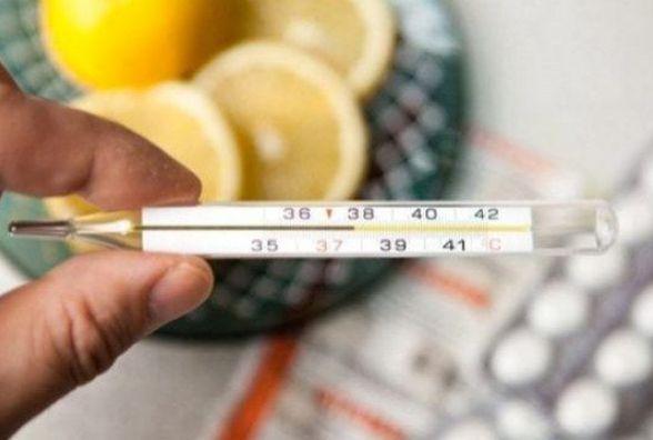 Захворюваність на грип та ГРВІ впевнено знижується
