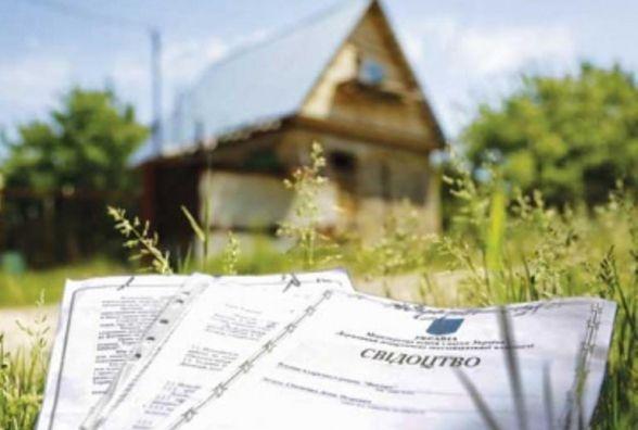 На Житомирщині понад 8 тис. учасників АТО отримали дозволи на відведення землі