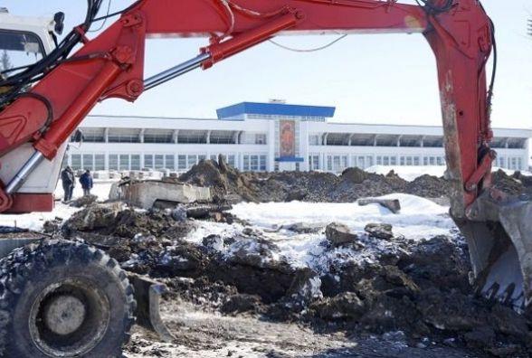 Стадіон «Полісся» зможе заробляти на своє утримання після реконструкції