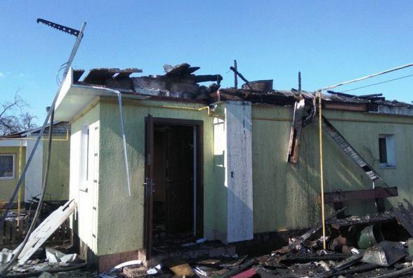 Житомирська область: упродовж доби вогнеборці ліквідовували загоряння двох житлових будинків, літньої кухні та автомобіля
