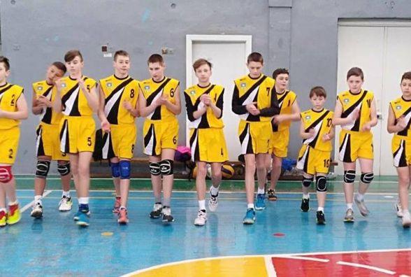 Житомиряни увійшли до фіналу Дитячої волейбольної ліги України серед юнаків 2005 р.н. і молодші