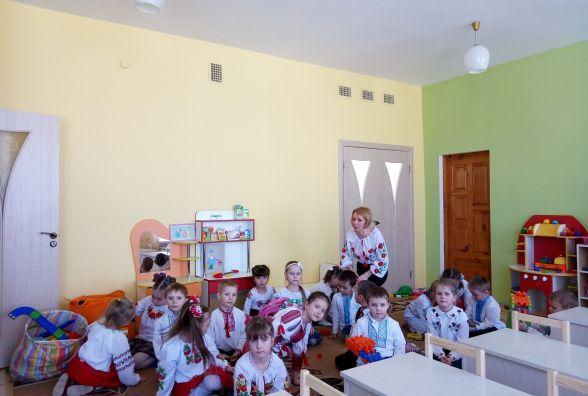 У дитячому садочку Білокоровицької сільської ОТГ відкрили старшу групу
