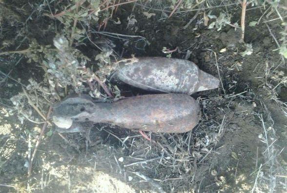 УЧернігівському районі піротехніки знищили артилерійський снаряд часів Другої світової війни