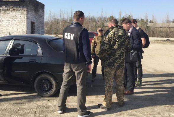 На Житомирщині СБУ затримала на хабарі посадовця пенітенціарного закладу