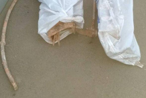 """Поліція охорони затримала двох житомирян - """"мисливців за металом"""""""