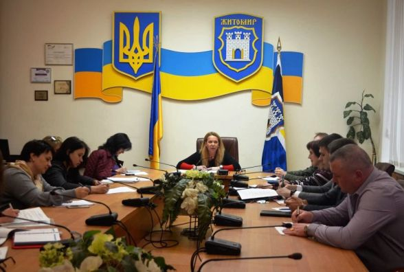 У Житомирі обрали голову Координаційноїради з питань бюджету участі