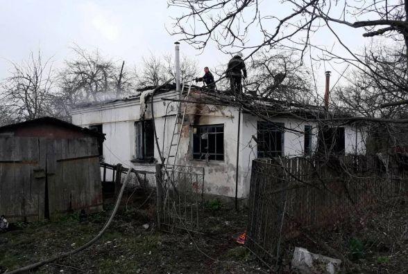 50-річний малинчанин загинув, не змігши вибратись з палаючого будинку