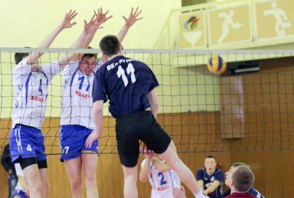 ІІ етап чемпіонату Житомирщини з волейболу серед чоловіків стартуватиме 22 квітня