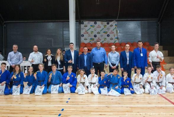 У Житомирі відбувся чемпіонат України з айкідо 2018. ФОТО