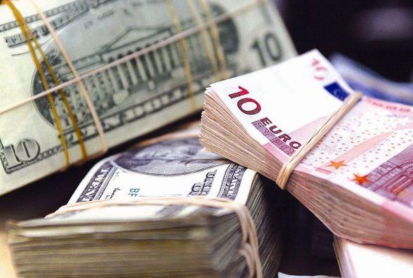 Курс валют на 26 квітня: гривня падає в ціні