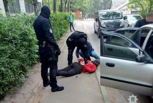 У Житомирі поліцейські затримали професійних шахраїв зі сходу країни