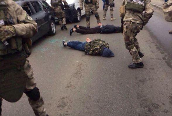 Членів банди розбійників-спортсменів, яких затримали 16 травня, взято під варту