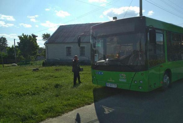 Дімка-реформатор поїхав у турне по селах автобусом МАЗ