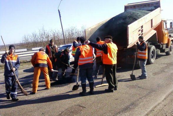 Неякісним ремонтом автодороги  «Попільня-Сквира-Володарка-Ставище» зацікавилася прокуратура