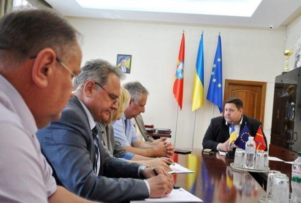 Німецька компанія планує побудувати на Житомирщині насіннєвий завод