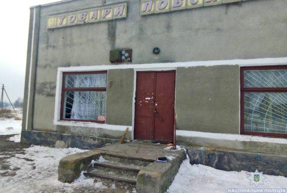 Поліція викрила підозрюваного у крадіжках з магазинів на Романівщині в подібних злочинах у сусідньому районі