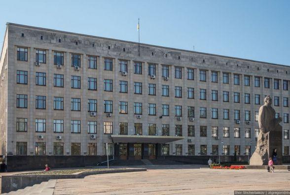 Чергова сесія обласної ради відбудеться наприкінці липня