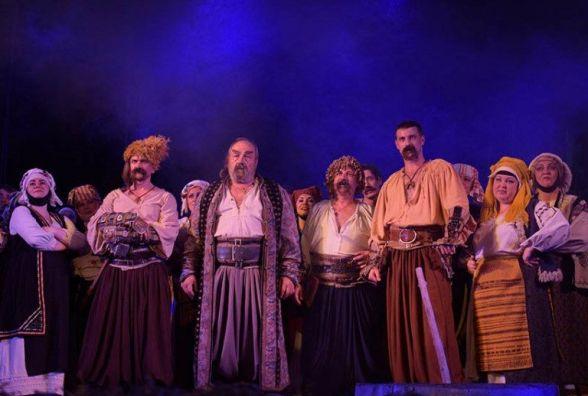 """Житомирський """"Вій""""  високо відзначили на міжнародному фестивалі"""