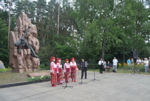 Житомиряни вшанували пам'ять жертв війни